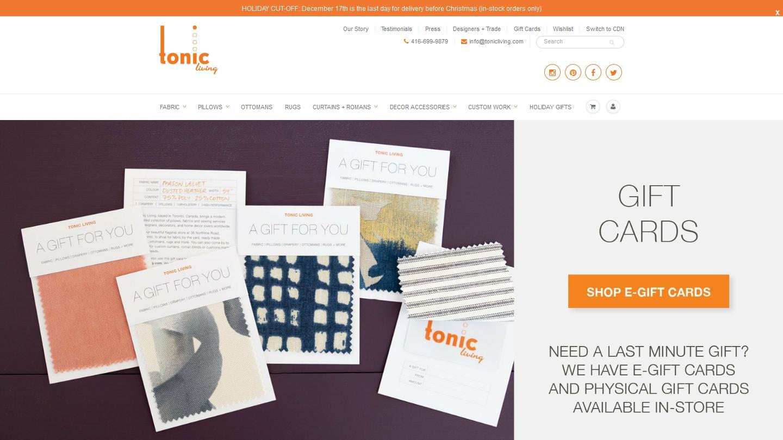 tonicliving.com