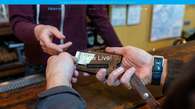 trayvax.com