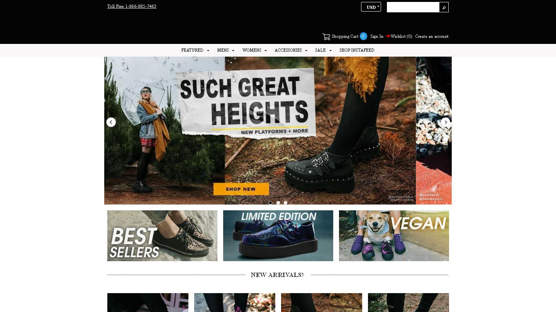 tukshoes.com