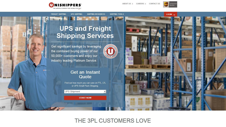 unishippers.com