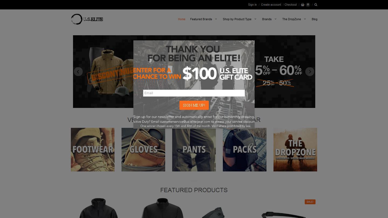 us-elitegear.com