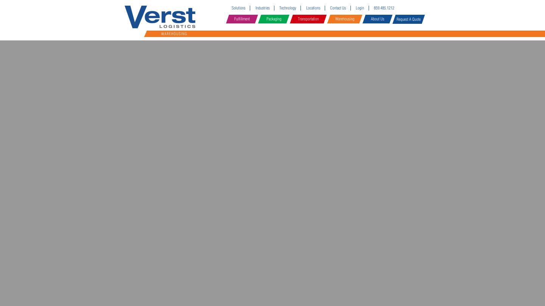verstlogistics.com