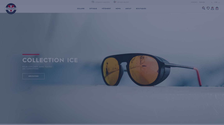 d15e5c40008690 Vuarnet, pure protection depuis 1957. Spécialiste des lunettes de soleil en  verres minéraux et polarisants – Made in France. – vuarnet.com