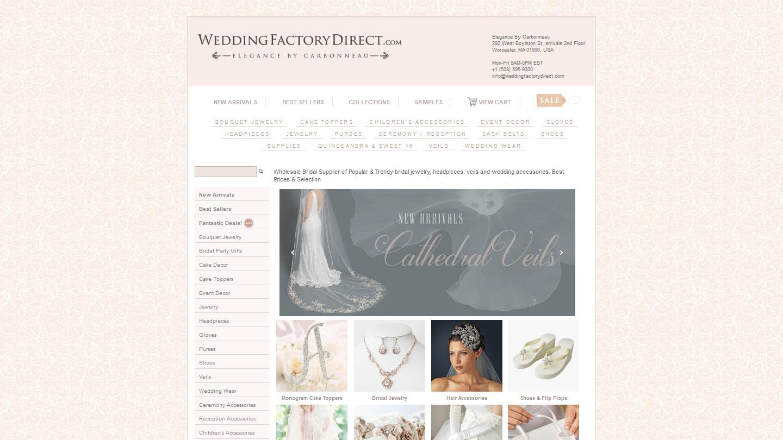 weddingfactorydirect.com