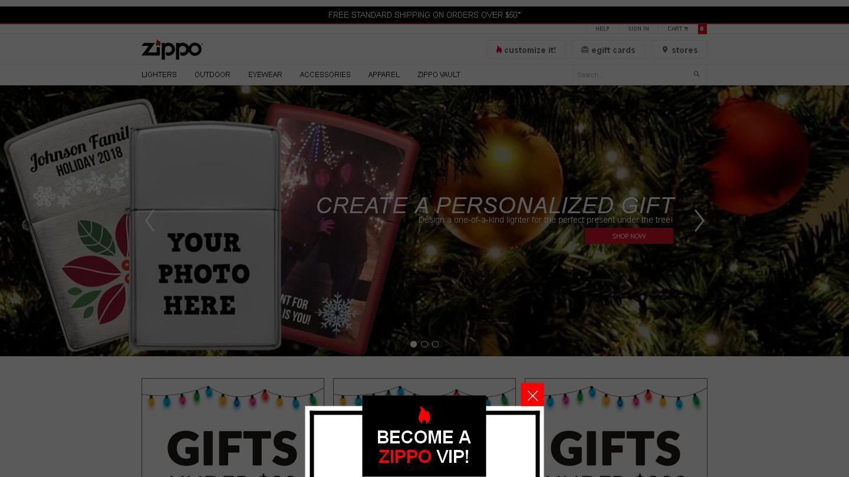 zippo.com